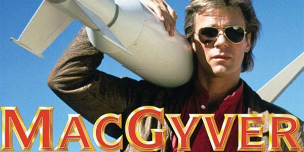 film serial barat era 90-an, macgyver