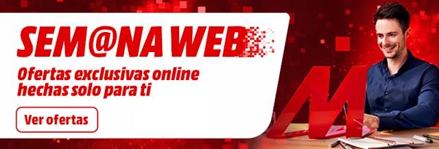 Top 10 ofertas Semana Web de Media Markt