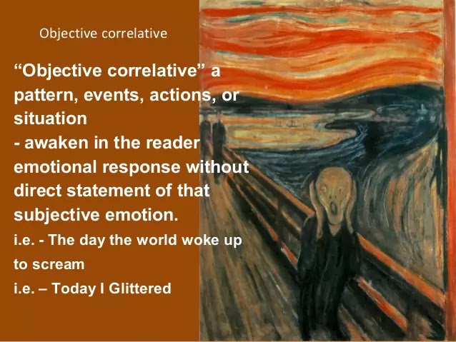 T.S. Eliot's Observation on Objective Correlative