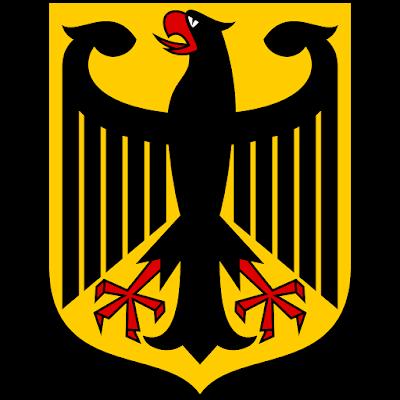 Coat of arms - Flags - Emblem - Logo Gambar Lambang, Simbol, Bendera Negara Jerman