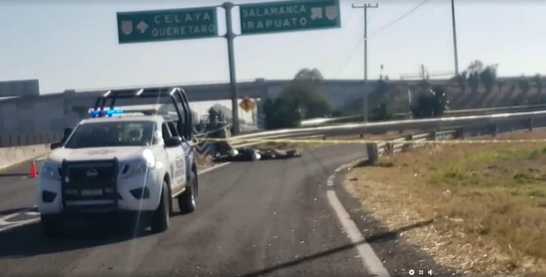 Dejan bolsas con Descuartizados en Villagrán, Guanajuato, podrían ser los Policías levantados por el CJNG