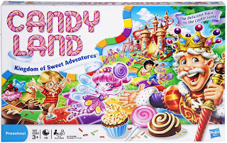 https://www.amazon.com/Hasbro-Gaming-Kingdom-Adventures-Exclusive/dp/B00000DMF5/ref=sr_1_6?crid=2BWOE84YI1YS5&dchild=1&keywords=candy+land&qid=1591153763&s=toys-and-games&sprefix=candy+land%2Ctoys-and-games%2C183&sr=1-6
