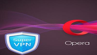 شرح تفعيل ميزة VPN على متصفح Opera