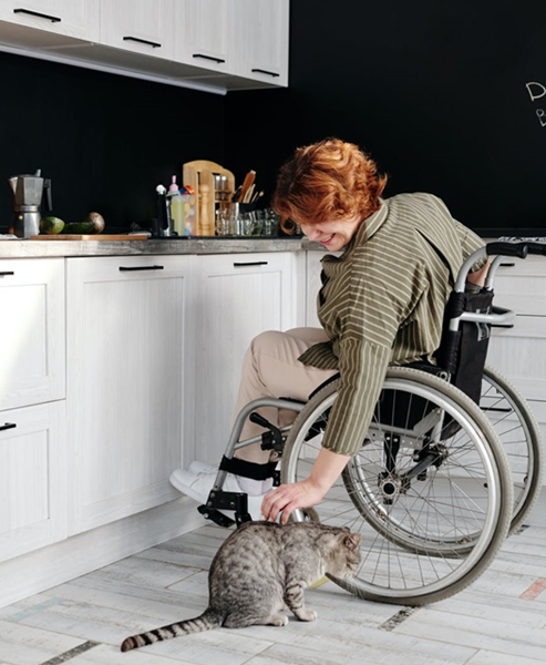 Elderly at Home, Home Care for Elderly, Lifestyle