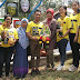 SMK Prajnaparamita Juara 1 Menghias Topeng  Beregu & Juara 3 Lukis Topeng Kreatif
