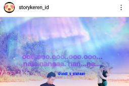 Story Keren Lagu Reza Re - Ku Ikhlaskan Status Galau Untuk Instagram dan WhatsApp Keren Banget