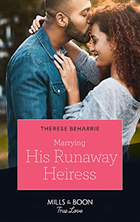 Marrying His Runaway Heiress by Therese Beharrie cover