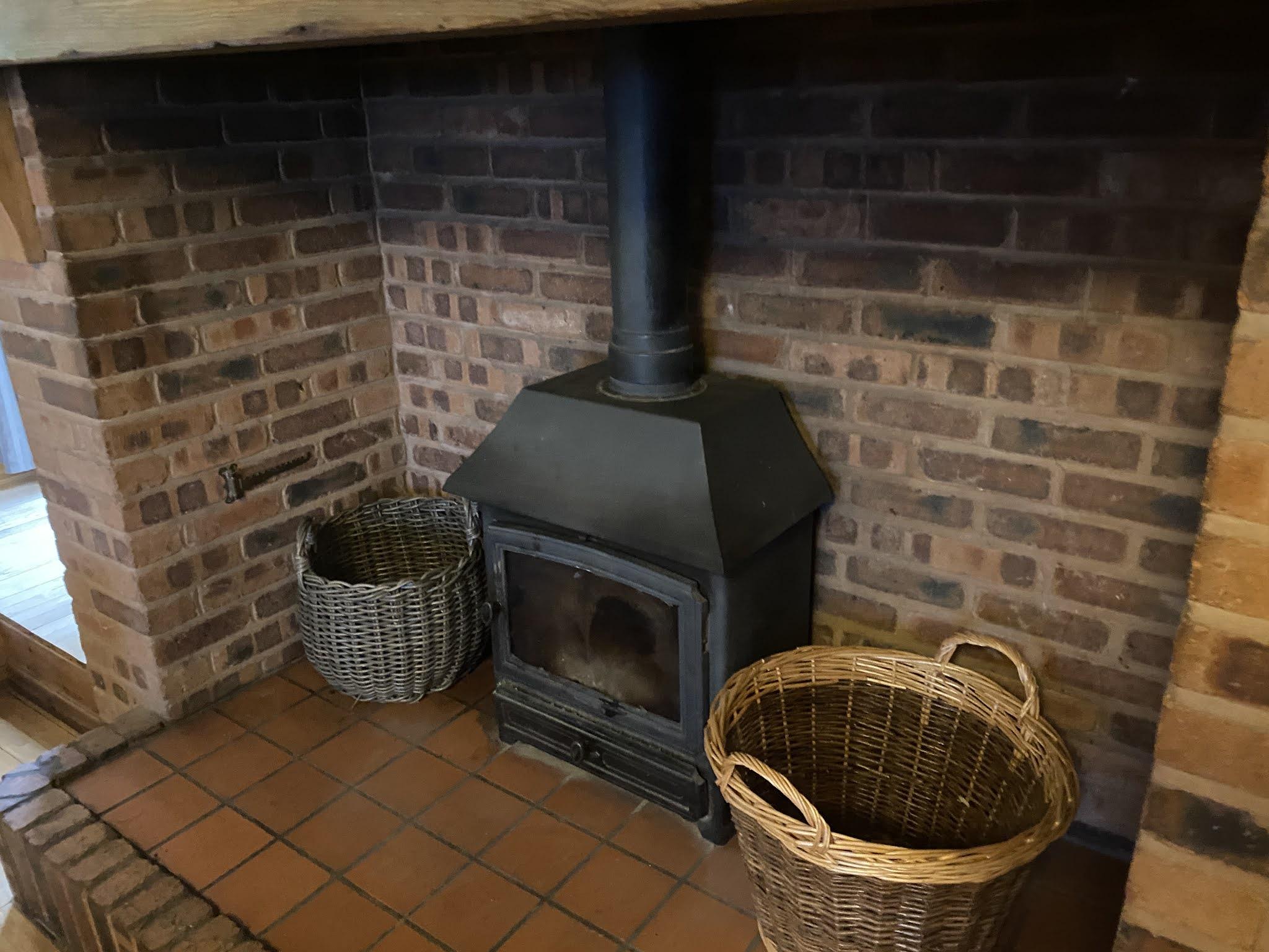 Snowdonia View Farmhouse - Living Room