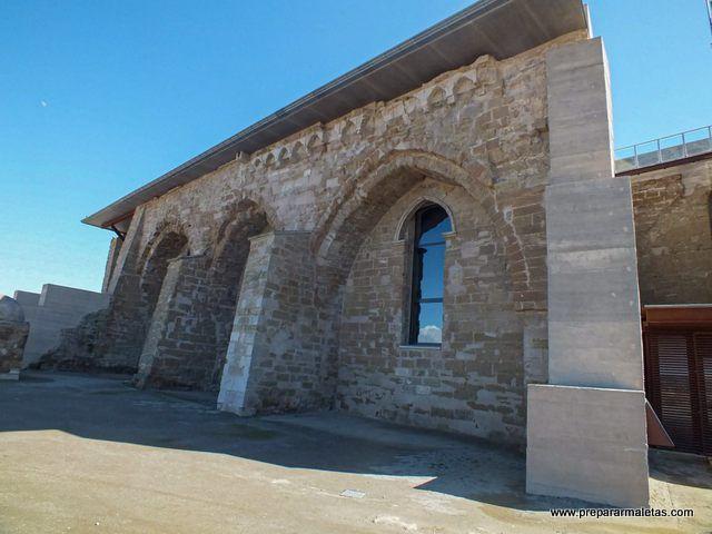 visitar el Castillo del Rey en Lleida