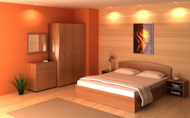 Chambre Orange Et Rouge - Amazing Home Ideas - freetattoosdesign.us