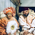Eunice Olangi, fille de maman Olangi se marie coutumièrement