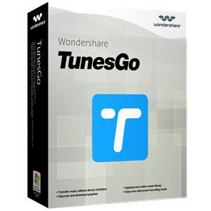 Wondershare TunesGo v9.8.0.42 + Ativador Download Grátis