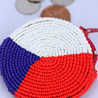 Patriotic coin purse! (competition entry)