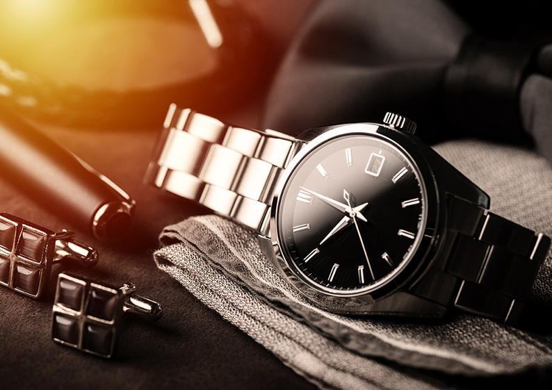 photo montre luxe
