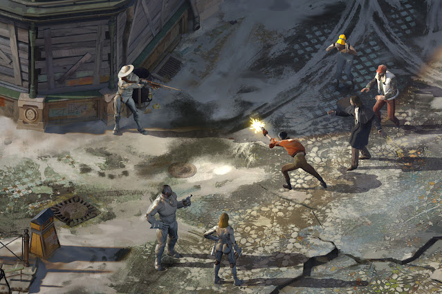 DISCO ELYSIUM : Official Game Direct Free Download