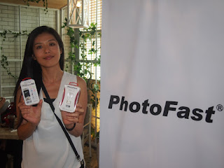 PhotoFast Launches i-FlashDrive in the Philippines