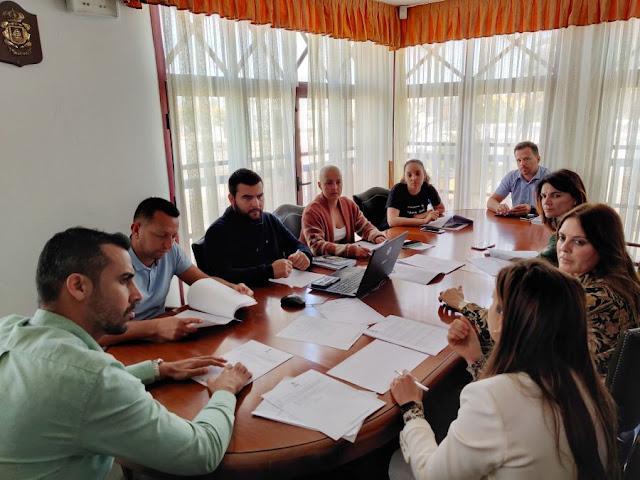 junta%2Bgobierno%2Bfeb%2B2020%2B%25281%2529%2B%25281%2529 - Fuerteventura.- La Oliva prepara una línea de subvenciones dirigidas empresas y autónomos para contrarrestar el impacto del Covid-19 en la economía del municipio