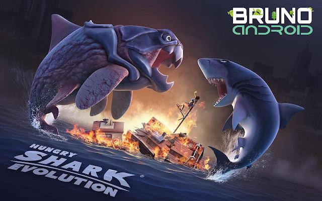 Hungry Shark Evolution APK MOD V5.4.4