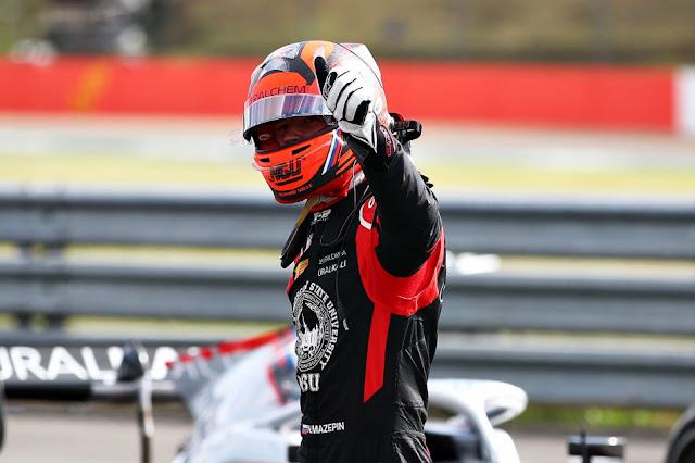 Nikita Mazepin Haas F1