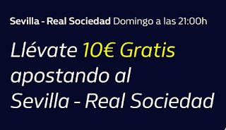 william hill Promo liga Sevilla vs Real Sociedad 29-9-2019