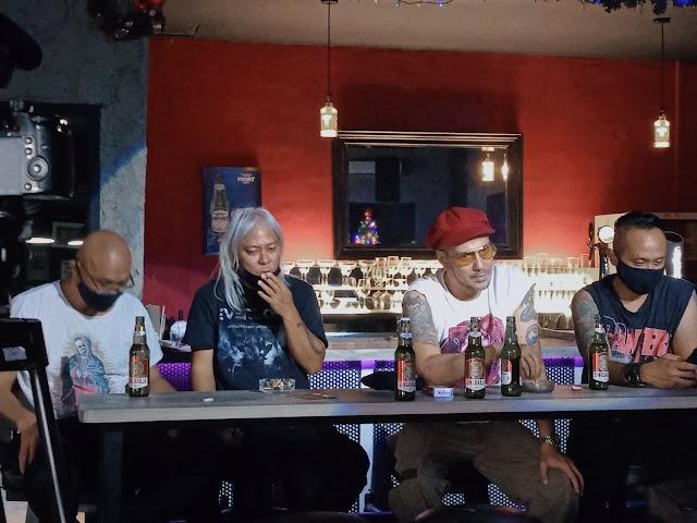 Getah Music lepas Breaking Point dan siap tur keliling indonesia