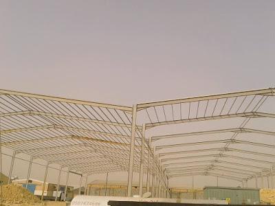 هناجر ومستودعات مظلات سواتر  السعودية الرياض رؤية عصرية 2021-2030