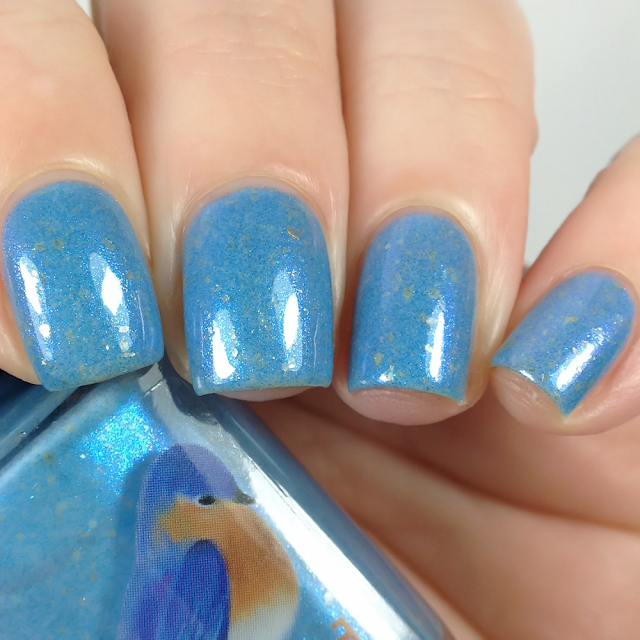 Bluebird Lacquer-Save The Nest For Last