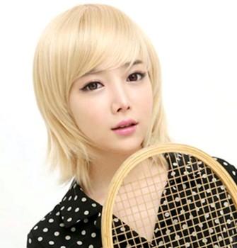 Rambut pendek ala wanita Jepang
