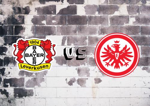 Bayer Leverkusen vs Eintracht Frankfurt  Resumen