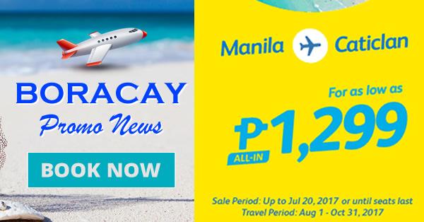 cheap flights to boracay philippines