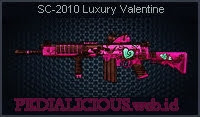 SC-2010 Luxury Valentine