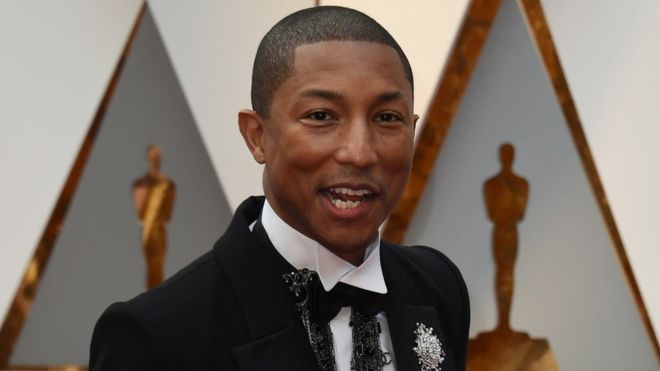 Pharrell the musical: Coming to a screen near you