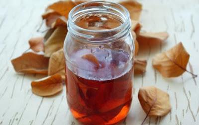 Ayva Yaprağı Çayı
