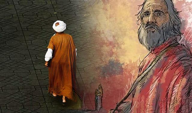 Kisah Tragis Kematian Al-Hallaj