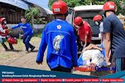 PMI Jember Gembleng Relawan Untuk Menghadapi Musim Hujan