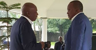 How GIDEON MOI spoilt the party when UHURU was striking a deal to buy the Standard Group from Mzee MOI.