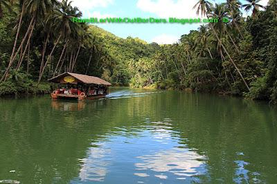 Toboc River Cruise, Bohol, Philippines