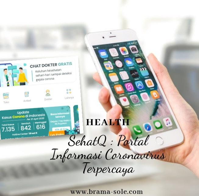 SehatQ : Portal Informasi Coronavirus Terpercaya