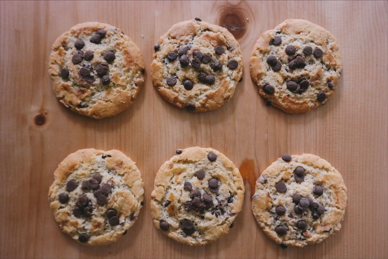 How to make Apple and cinnamon cookies