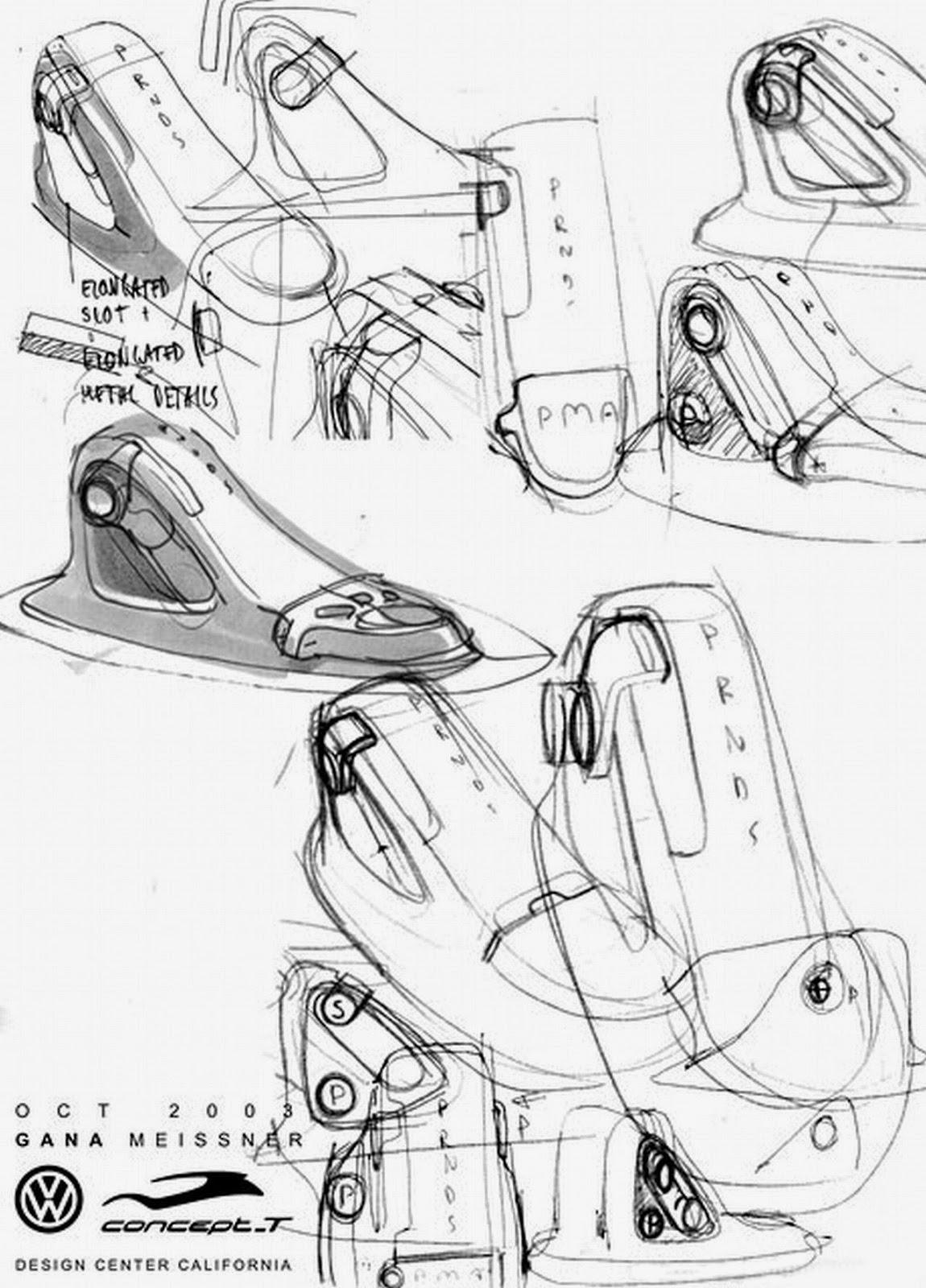 Design Story Vw Concept T