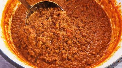 Bolonjez Umak 🔹 Bolognese (Ragu di Carne)