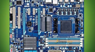 Daftar Link Download Drivers Motherboard