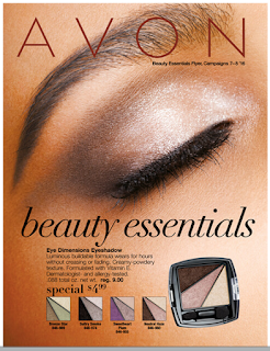 Avon Sale Flyer