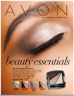 Avon Sale Flyer
