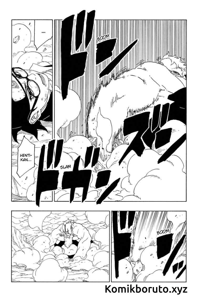 Manga Boruto Chapter 43