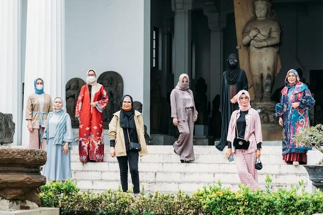 IMFW x Shopee 2020 Libatkan Asosiasi Modest Fashion Dunia