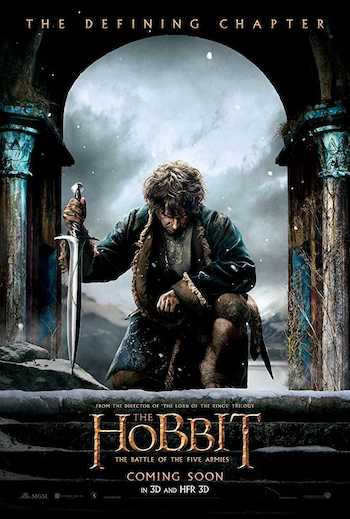 The Hobbit The Battle of The Five Armies 20147 Dual Audio Hindi Full Movie Download
