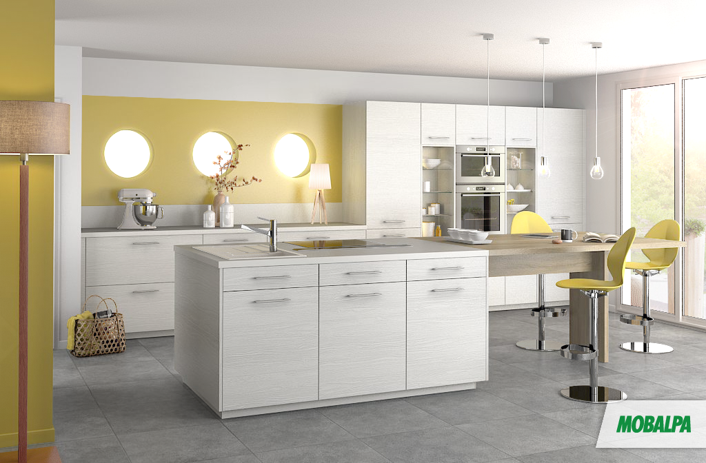 conseils pour choisir les couleurs de peinture de cuisine. Black Bedroom Furniture Sets. Home Design Ideas