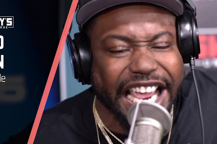 Nino Man Freestyles On Sway In The Morning
