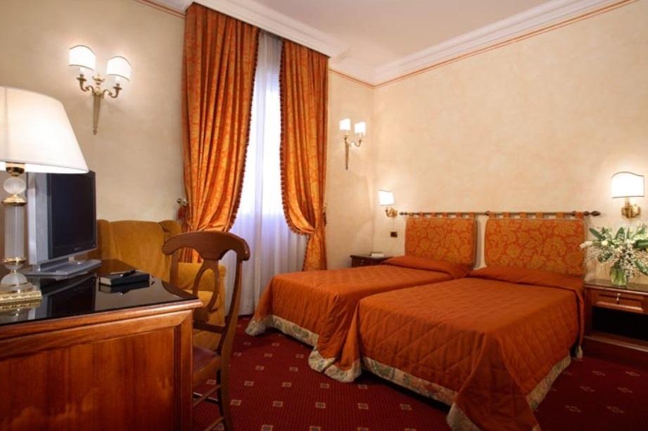 Grand Hermitage Hotel in Rome, When in Rome